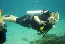 Underwater Thailand.