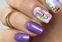 a nails
