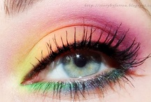 Make Up / Ideas for makeup looks, mostly eye shadow :) / by Isabella Laures