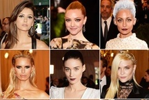 Celeb Beauty Looks  / The best hair, make-up and nails straight from the red-carpet.