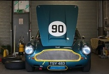 Vintage racing / With my other board of racing cars, this one is only for classic racing
