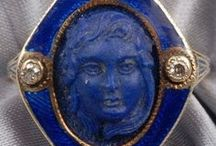 Jewellery - Cameo & Intaglio / by Mary Kay Lewis