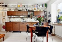 The giant dream of The Kitchen. / Inspiration for the kitchen of my dreams.