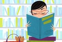 Books - Children's Book Week & Reading Posters / by Mary Kay Lewis