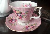 Tea Time / by Mary Kay Lewis