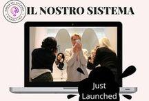 """Il Nostro Sistema / Il sistema """"Donne Nel Networkmarketing"""""""