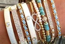Jewellry and Beautiful Things. / All different types of beautiful jewellery.