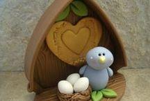 Easter & spring / Pasen & lente / Alles voor Pasen en het voorjaar