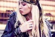 My style ☆★ Rock - Grunge