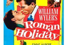 Roman Holiday- Audrey Hepburn / Audrey Hepburn life & movies / by Jen Burrill