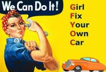 GAL ON THE GO | Car Care Tips and Tricks For Women