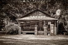 Old Gas Stations in GA & Other Businesses / by Patsy Hutcheson
