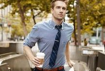Work Style / Whether your work style is casual or corporate, we've got great ideas for looking fly from 9 to 5.