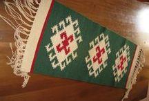 V Rug and Textile inspiration
