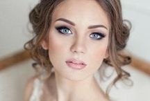 Bridal Beauty / All things bright and beautiful!! Perfect makeup techniques, brands and styles for your wedding day.