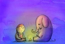 Buddah doodles