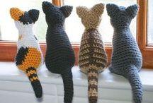 Katten / Kattenknutsels, kleurplaten everything #cats