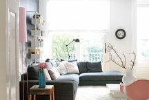 Living Room / by Evelyn Fredrich