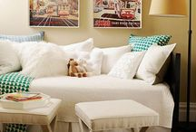 Guest Room / by Evelyn Fredrich