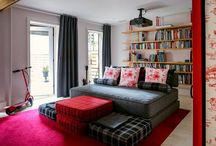Homey Inspirations / General Inspiring Interiors / by Evelyn Fredrich