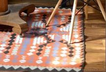 Crafts: Rugs, Floors and Walls