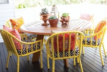 Exteriors: Patios and Porches