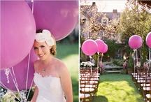"Wedding Balloons / by ""I Do""...Balloons, Weddings, & Events"