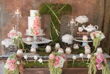 """Candy Tables / by """"I Do""""...Balloons, Weddings, & Events"""