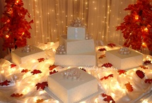 """Cake Tables / by """"I Do""""...Balloons, Weddings, & Events"""