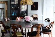 Dining Rooms / by Evelyn Fredrich