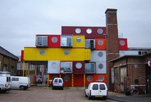 """Architecture / Who says houses have to be ordinary? With a little """"extra"""", they are extraordinary!"""