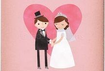 Wedding Whimsy / by Evi Ayala