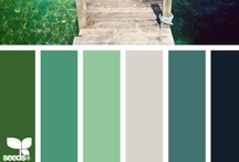 Color: Green + Turquoise