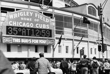 Chicago Sports / Win or lose, sports have always been a source of hometown pride for Chicagoans. These photographs capture some of the greatest moments in our sports history.