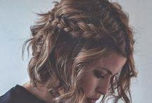 Hair Ideas / by Alyssa Palmigiano