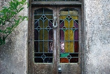 Doorways / Doorways should be inviting . . . urging you to come in, look around, with a hint of what awaits within.