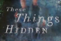 Books  / by Celesta Satterwhite