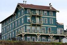 Literary Retreats / Authors' homes I'd like to visit