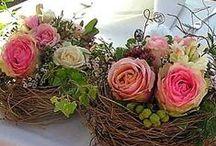 Floral Creations / Florals for events ~ Bouquets, Centerpieces, Arbors, Ceremony Arrangements and more!
