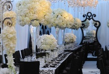 """Tablescapes / by """"I Do""""...Balloons, Weddings, & Events"""