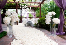 """Aisles / by """"I Do""""...Balloons, Weddings, & Events"""