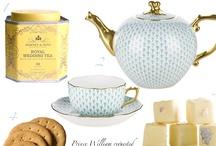 Tea Time / by Evelyn Fredrich