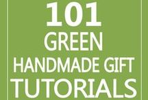 go green / Tips and steps to try out in order to live a more environmentally friendly lifestyle.  / by Ruthie