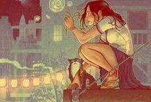 Ilustração / by Janaína Galhardo