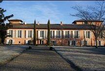 Chateau de Bonnac / Château à louer pour des mariages, dans l'Ariège à une heure de Toulouse