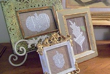 Misc, Craft projects