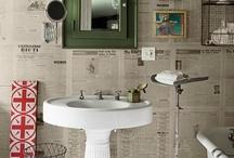 Guest Bath / by Evelyn Fredrich