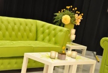 """Lounge Areas / by """"I Do""""...Balloons, Weddings, & Events"""