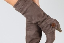 THESE BOOTS ARE MADE FOR WALKING!!!.... / BOOTIE-LICIOUS!!!! :)