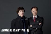Sherlocked Etc. / by Carla Smith
